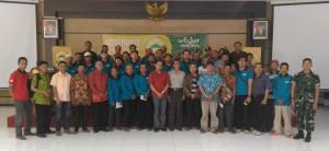 Foto Bersama Peserta Workshop dengan Narasumber BB Padi Sukamandi