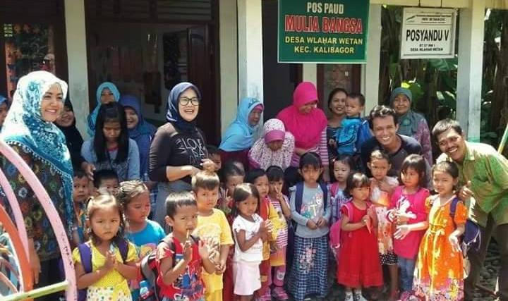 Menyatukan Rajutan Asa Melalui Konsep PAUD KOMUNITAS Berbasis DESA