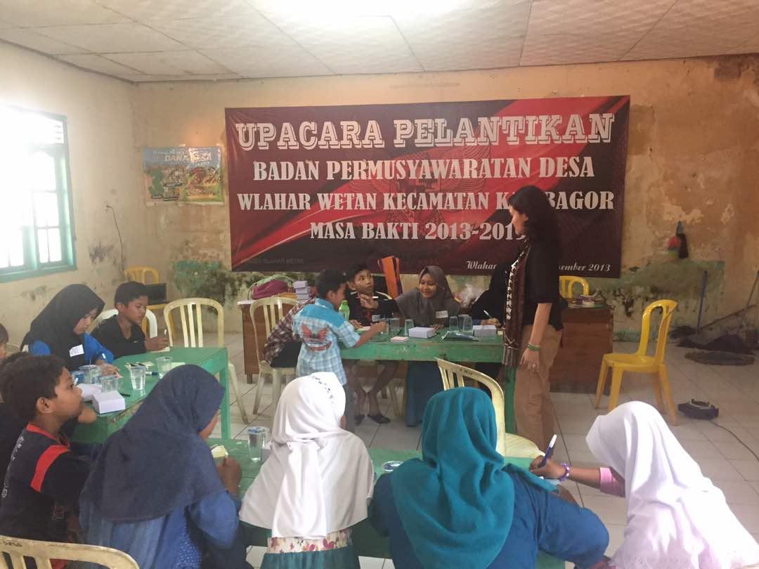 Wlahar Wetan Wujudkan Regulasi Perlindungan Anak Bersama Universitas Indonesia