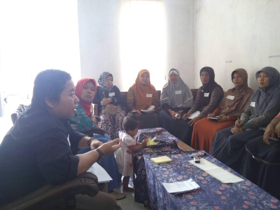 Pendampingan Fakultas Hukum UI Bersama Kelompok Perempuan Untuk Persiapan FGD