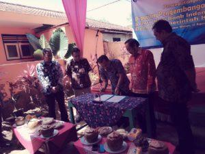 Penandatanganan Mou KPw Bank Indonesia Dengan Pemkab Banyumas di Desa Wlahar Wetan