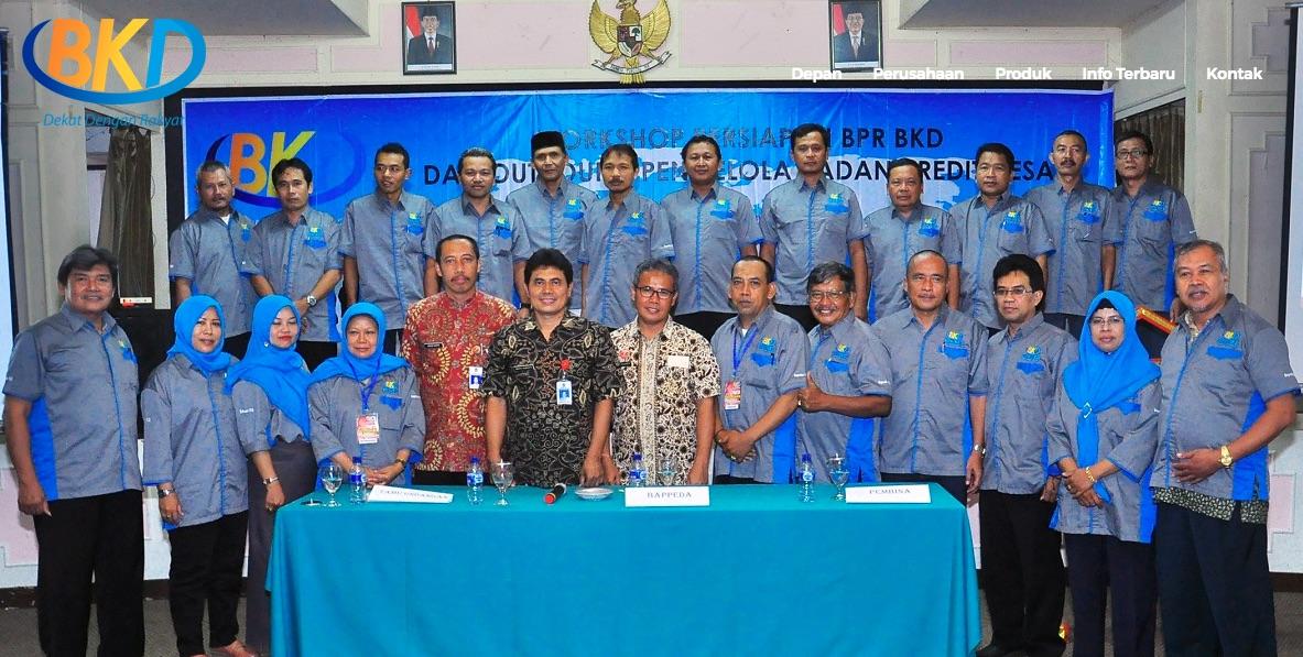Unit Bumdes Bersama Badan Kredit Desa di Kabupaten Banyumas Siap Mengakselerasi Usaha-Usaha Mikro di 25 Desa