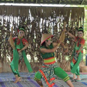 Tarian Upacara Mapag Sri - Melestarikan Kearifan Lokal