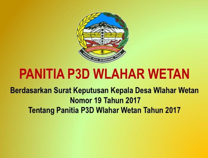 Panitia P3D Wlahar Wetan Siap Selenggarakan Pengisian Perangkat Desa